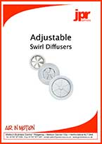 Adjustable Swirl Diffusers Brochure