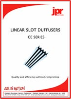CE Series Linear Slot Diffuser Brochure