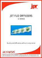 G Series- Jet Flo Diffusers Brochure
