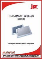 G Series Return Air Grille Brochure