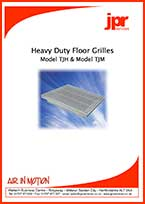 Panel Floor Grilles Medium Duty Brochure