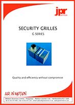 Security Grilles Brochure