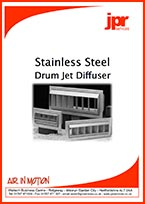 Stainless Steel Drum Jet Diffuser-Brochure