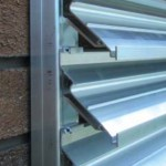Louvres For Restricted Access