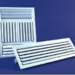 E Series Curved Blade Grille