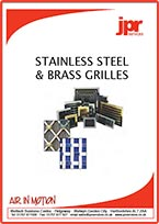 Stainless Steel and Brass Grille Brochure