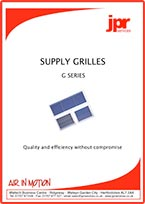 Supply Air Grille Brochure